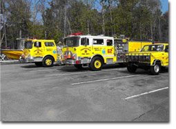Enon Volunteer Fire Dept.